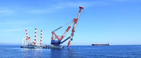 海洋土木事業