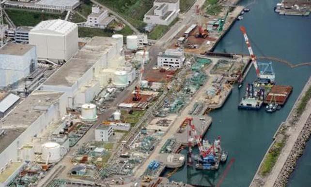福島第一原子力発電所震災対応に伴う海側遮水壁設置工事(第一工区)