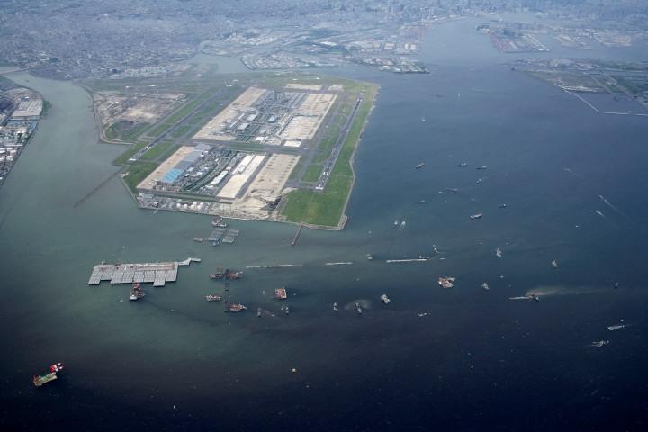 東京国際空港D滑走路建設外工事