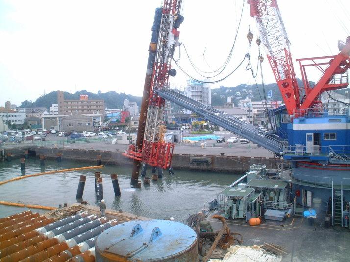 港改利第6-3号利便性向上工事