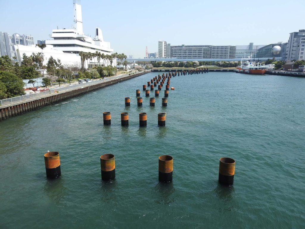 13号地新客船ふ頭岸壁(-11.5m)連絡通路建設工事